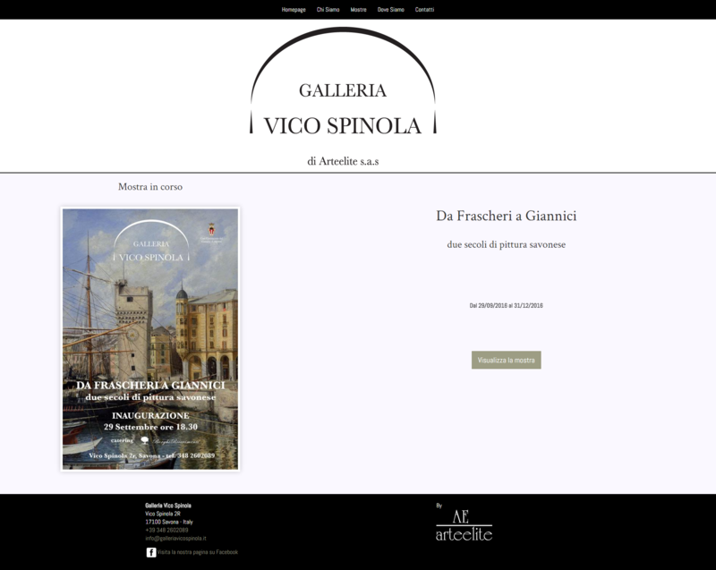 Galleria Vico Spinola